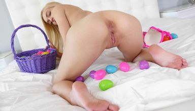 happy Easter teen slut (3)